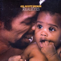 GIL SCOTT-HERON - REAL EYES