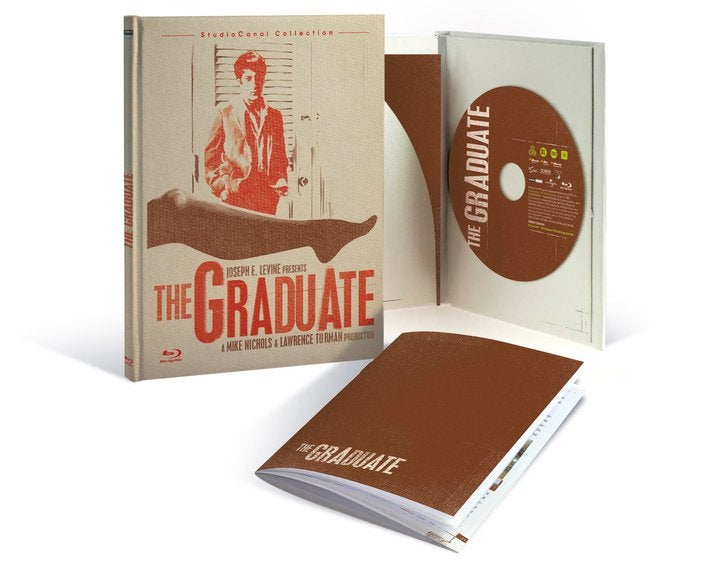 The Graduate (Studio Canal Collection) (DVD)
