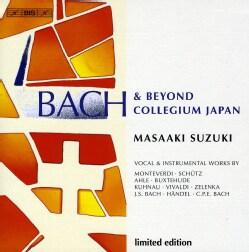 BACH COLLEGIUM JAPAN - BACH & BEYOND