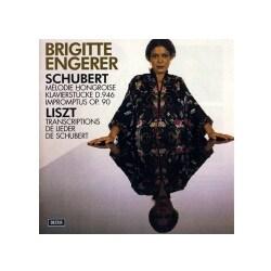 BRIGITTE ENGERER - OEUVRES POUR PIANO: SCHUBERT