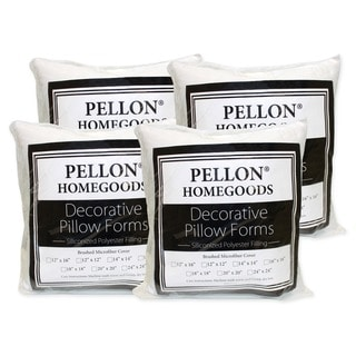 Pellon Decorative Pillow Inserts 16-inch x 16-inch (Set of 4)