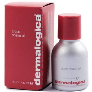Dermalogica Close Shave Men's 1-ounce Shaving Oil