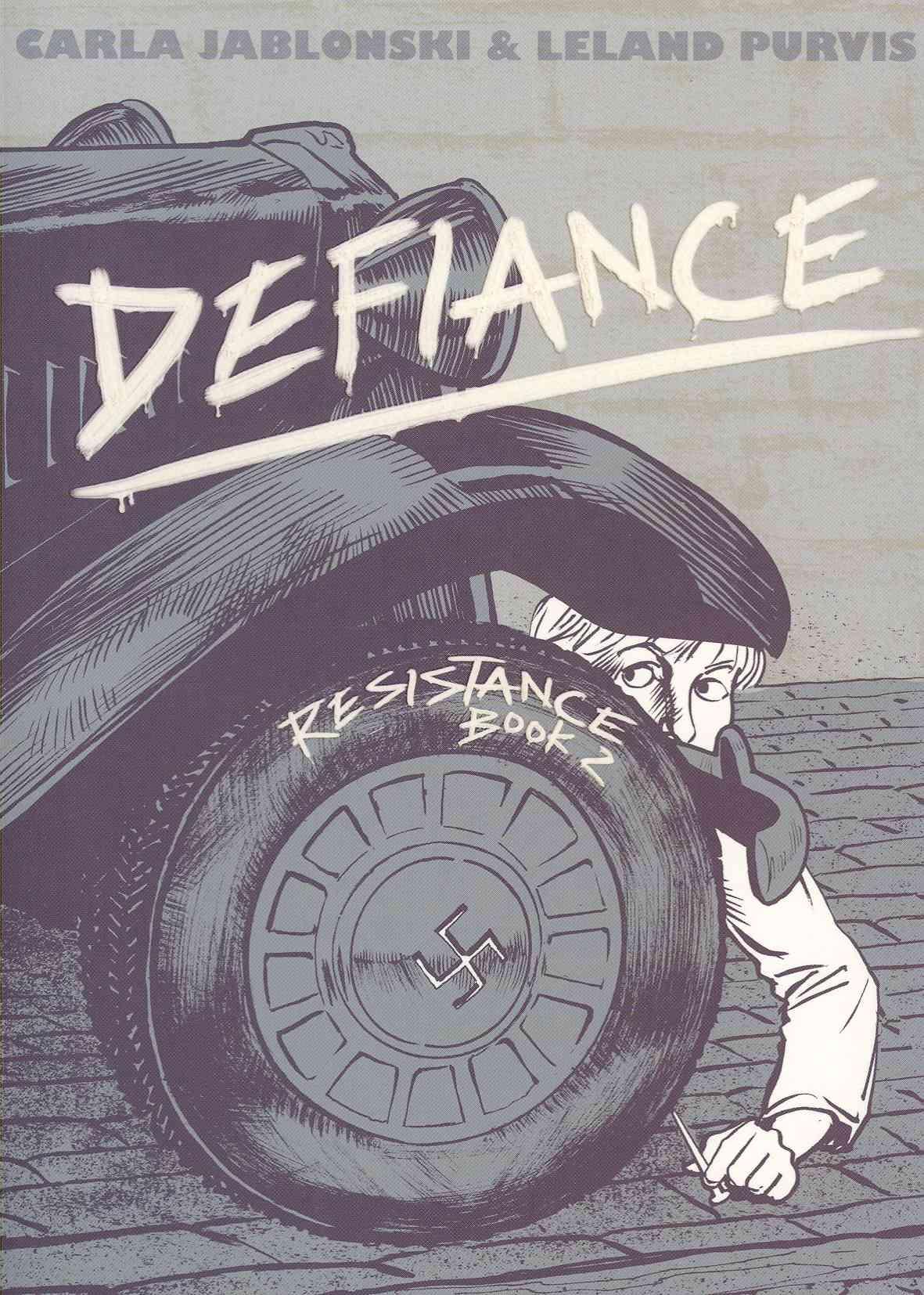 Resistance 2: Defiance (Paperback)
