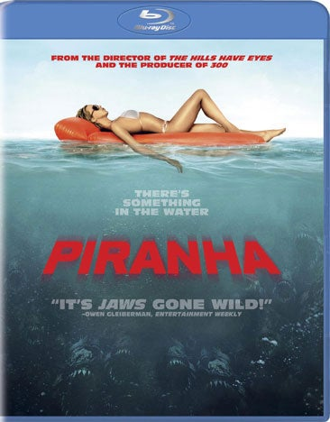 Piranha 3-D (Standard Version) (Blu-ray Disc)