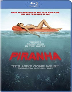 Piranha 3-D (Standard Version) (Blu-ray Disc)