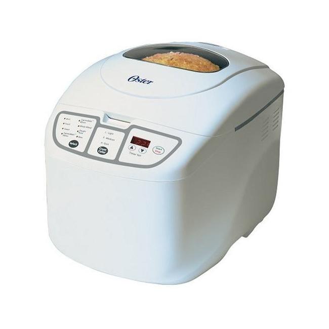 Oster 5838 White ExpressBake Breadmaker