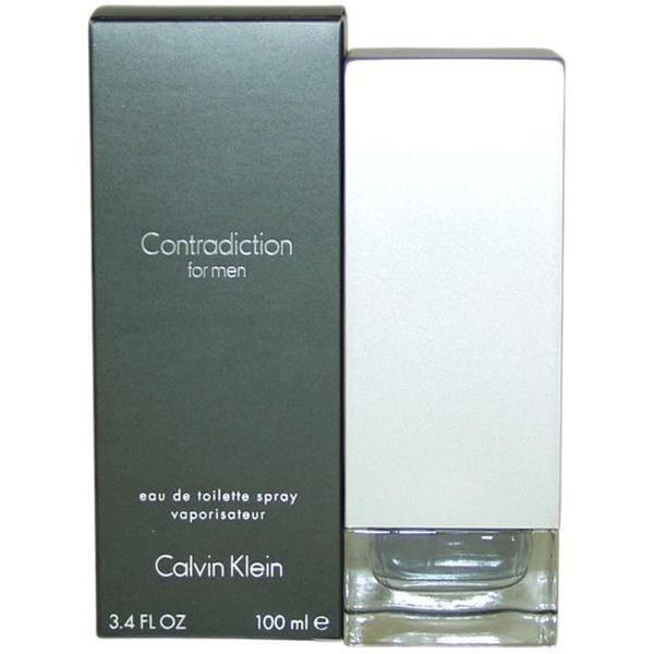 Calvin Klein 'Contradiction' Men's 3.4-ounce Eau de Toilette Spray