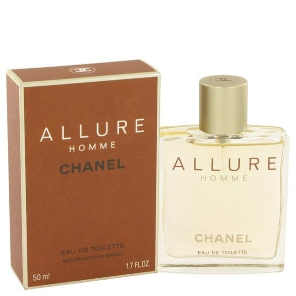 Chanel Allure Men's 1.7-ounce Eau de Toilette Spray