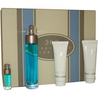 Perry Ellis 360 Men's 4-piece Fragrance Set