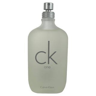 Calvin Klein C.K. One Men's 6.7-ounce Eau de Toilette Spray (Tester)