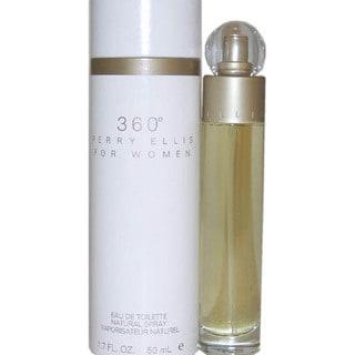 Perry Ellis 360 Women's 1.7-ounce Eau de Toilette Spray