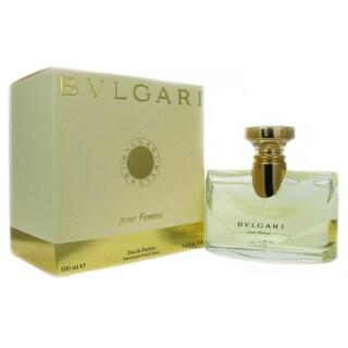 Bvlgari Women's 3.4-ounce Eau de Parfum Spray