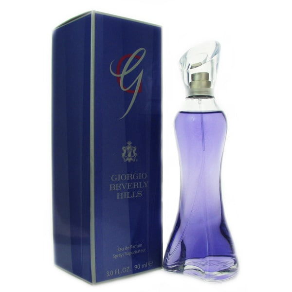 Giorgio Beverly Hills G Women's 3-ounce Eau de Parfum Spray