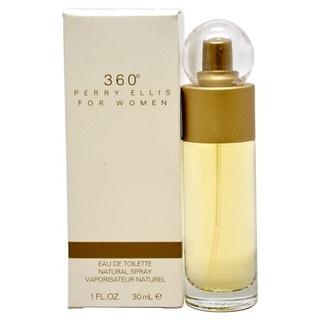 Perry Ellis 360 Women's 1-ounce Eau de Toilette Spray