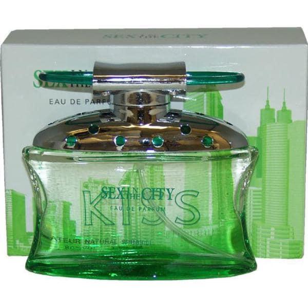 Sex in the City 'Sex in the City Kiss' Women's 3.3-ounce Eau de Parfum Spray