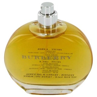 Burberry Women's 3.3-ounce Eau de Parfum Spray (Tester)