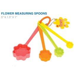 Flower Measuring Spoons - Thumbnail 2