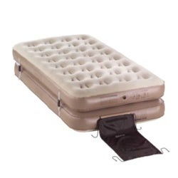Coleman Twin-size Quickbed 4-in-1 Air Bed - Thumbnail 1