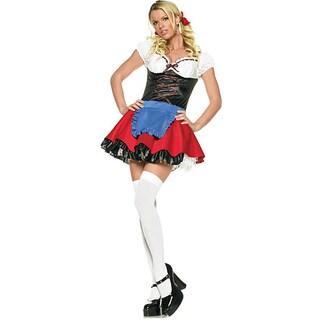 Dress Up America Women's Beer Maiden Costume