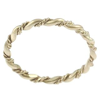Goldfill Twisted Ring (2 options available)
