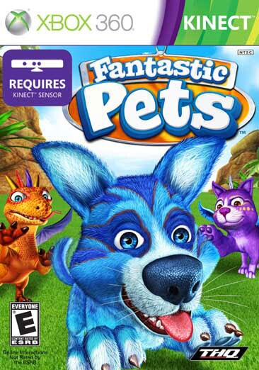 Xbox 360 - Fantastic Pets - By THQ