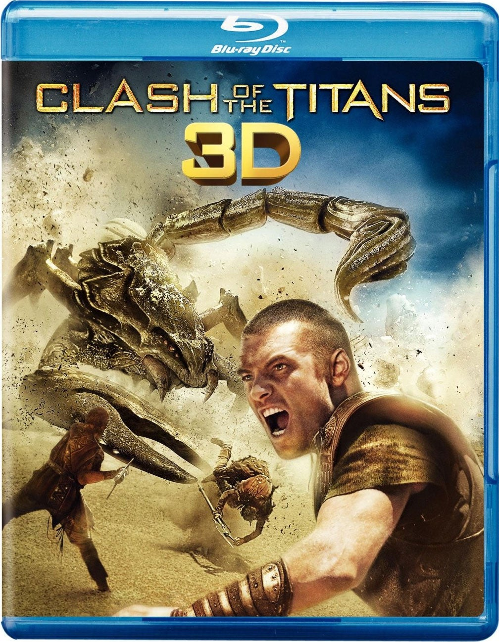 Clash of the Titans 3D (Blu-ray Disc)