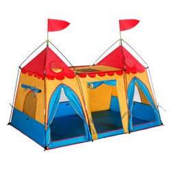 Fantasy Palace Castle Play Tent  sc 1 st  Overstock.com & Easy Playhouse Castle - Free Shipping Today - Overstock.com - 14754624
