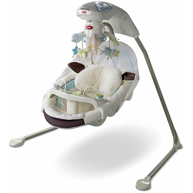 Shop Fisher Price My Little Lamb Cradle N Swing Free