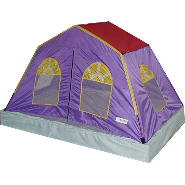 best loved f7288 3c314 GigaTent Dream House Kids Canopy Play Tent Size Double