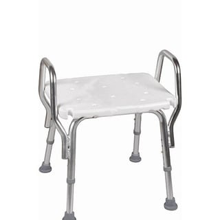 Mabis Shower Chair without Backrest
