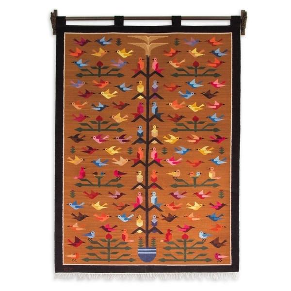 Shop Tree Of Happiness Peace And Love Handmade Inca Design