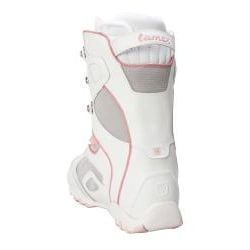 Lamar Force Women's White/ Grey Snowboard Boots - Thumbnail 1
