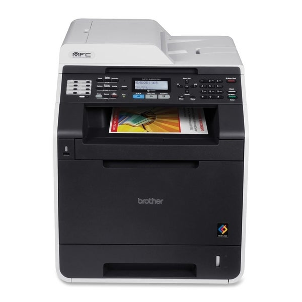 Brother MFC-9460CDN Laser Multifunction Printer - Color - Plain Paper