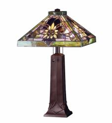 Solstice Bronze Table Lamp - Thumbnail 1