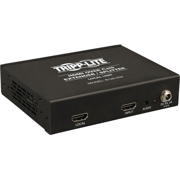 Tripp Lite 4-Port HDMI Over Cat5/Cat6 Video Extender / Splitter TAA / GSA