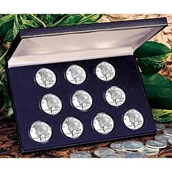 American Coin Treasures Peace Silver Dollar Collection - Thumbnail 0