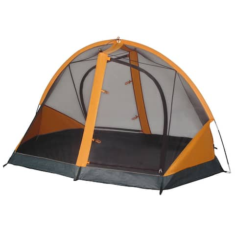 """GigaTent Yellowstone 7'x5"""" 1-2 Person Backpacking Tent Easy Set Up Includes Carry Bag"""