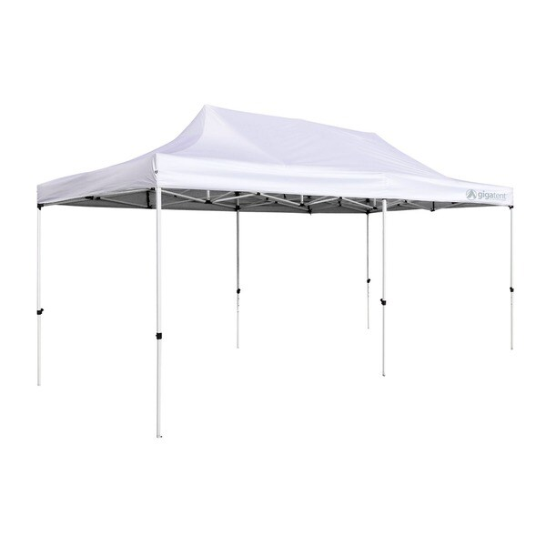 Shop Giga The Party Tent 20 x 10 Canopy White - Free Shipping Today - Overstock - 5400717  sc 1 st  Overstock.com & Shop Giga The Party Tent 20 x 10 Canopy White - Free Shipping Today ...