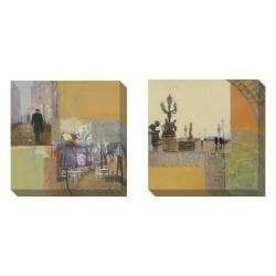 Gallery Direct Maureen Brouillette 'Impressions of Paris' 2-piece Art Set