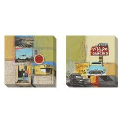 Gallery Direct Maureen Brouillette 'It'll Do Dancing' 2-piece Art Set
