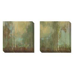 Gallery Direct Kim Coulter 'Upon Reflection' 2-piece Art Set