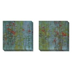Gallery Direct Kim Coulter 'Spring Meadow' 2-piece Art Set
