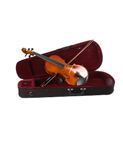 Orchestra Approved Student Viola W/ Case and Shoulder Rest - Thumbnail 1