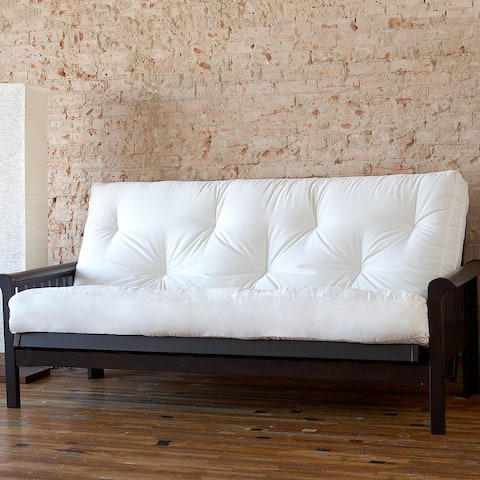 Porch & Den Owsley Full-size 6-inch Futon Mattress without Frame