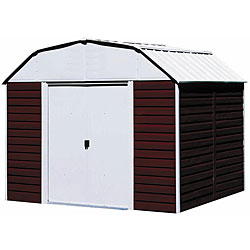 Arrow Sheds Red Barn Steel Shed