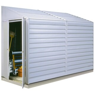Arrow Yardsaver (4' x 10') Steel Shed