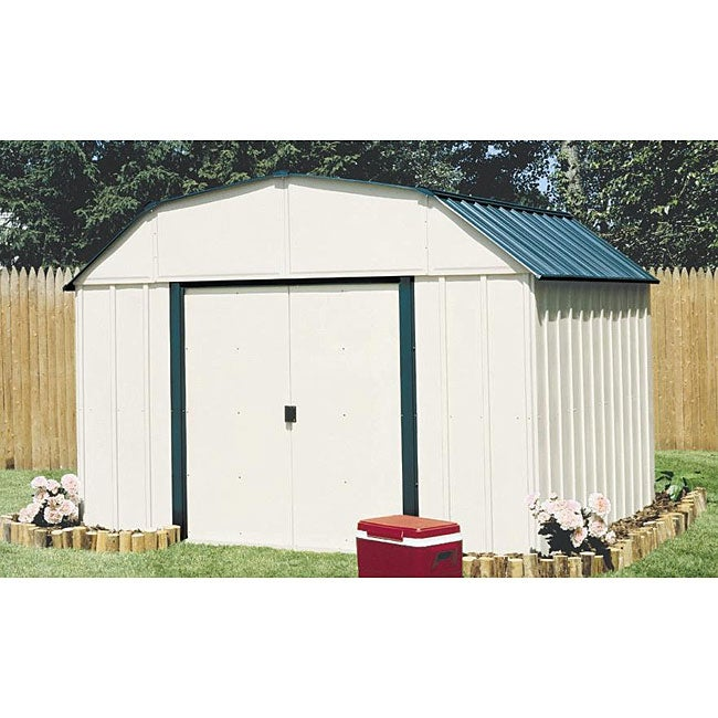 Arrow Sheridan Vinyl-coated Steel Shed