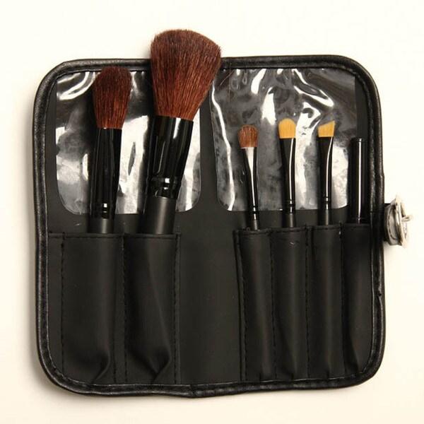 Shop Morphe 609 Buckle 6-piece Makeup Brush Mini Set - Free Shipping ... 2dbebf59598b