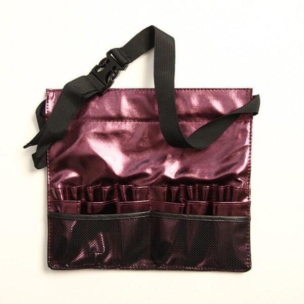 Morphe Purple Shimmer Makeup Brush Belt