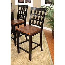 pennie 7 piece butterfly leaf counter height dining set free